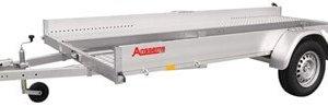 Autotrailer Anssems AMT 1300.340×180 ECO