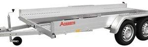 Autotrailer Anssems AMT 1500.400×188 ECO