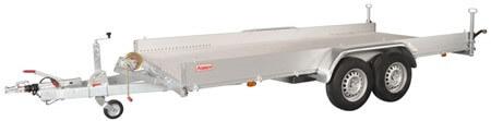 Autotrailer Anssems AMT 2500 407x180 cm