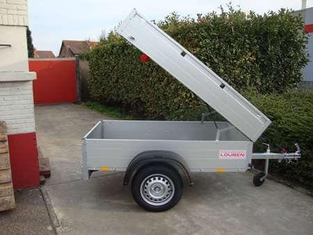 Bagageaanhangwagen Anssems GT500 181x101 HT