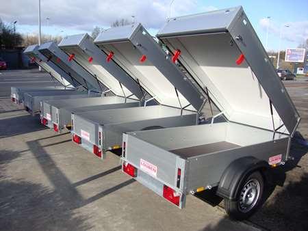 Bagage aanhangwagen kopen Anssems GT500 181x101x48