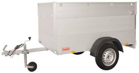 Bagageaanhangwagen Anssems GT500 181x101x83