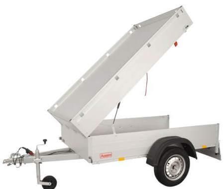 Bagageaanhangwagen Anssems GT750 211x126 HT