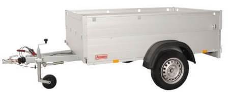 Bagageaanhangwagen Anssems: GTB750.211×126 HT