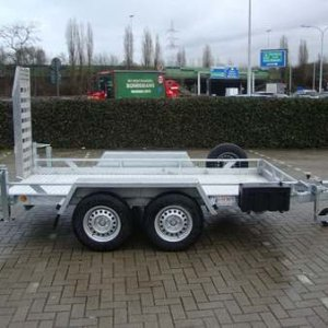 Machinetransporter BCW: Den Dreamtrailer