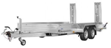 Saris Machinetransporter Magnum Maxx Voor