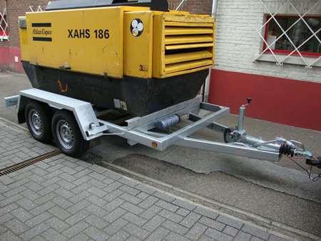 Maatwerk BCW: machinetransporter - Louben
