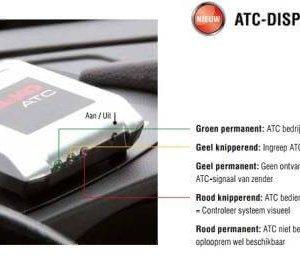 Antislingersysteem ALKO ATC Display Met Uitleg