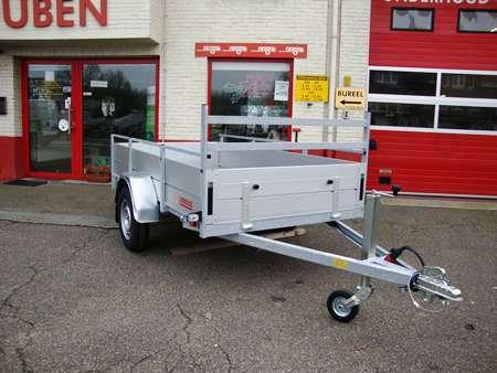 Bakaanhangwagen Anssems BSX 750 voorkant