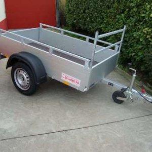 Bakaanhangwagen Anssems GT 500.151×101 R