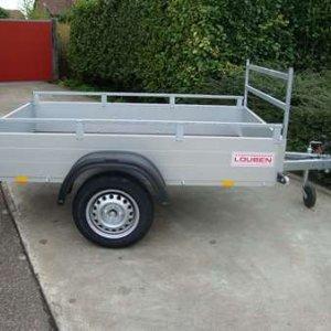 Bakaanhangwagen Anssems GT750 211×126 Zijkant