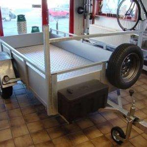 Bakaanhangwagen BCW: Op Maat Gemaakt