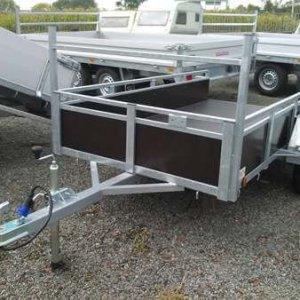 Bakaanhangwagen BCW T750 Voorkant