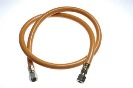 Gasslang PVC Met Koppelingen – Gimeg 5709141