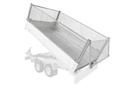 Loofrek Aanhangwagen