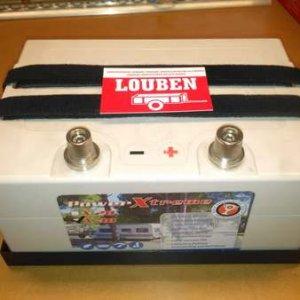 Batterij Lithium – Powerextreme X20