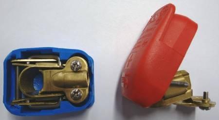 Batterij Borne – Snelklem – Ojop – TUV Goedgekeurd – Per Paar