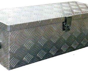 Disselbak Aluminium – Nelson ALBOX 1