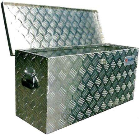 Disselbak Aluminium – Nelson ALBOX 2