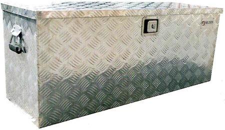Disselbak Aluminium – Nelson ALBOX 3