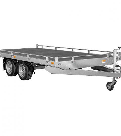 Auto- Multitransporter Saris TP Modellen